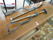 Sale 7943A - Lot 1512 - Nesthill Universal Foot Pump & Another