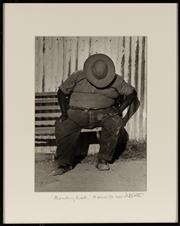 Sale 8770 - Lot 36 - Jeff Carter (Australian 1928-2010) Morning Break, Marnee SA 1964 Silver Gelatin Print, frame size 50cm x 40cm