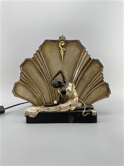 Sale 9146 - Lot 1008A - Art Deco Style Lamp
