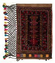 Sale 8353C - Lot 63 - Persian Pillow 90cm x 75cm