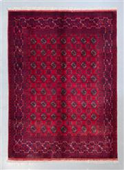 Sale 8480C - Lot 62 - Afghan Mori Gul 200cm x 150cm