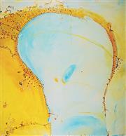 Sale 8916 - Lot 534 - John Olsen (1928 - ) - Lake Eyre, 1975 95.5 x 89.6 cm