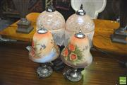Sale 8352 - Lot 1036 - Pairs of Table Lamps x 2