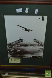 Sale 8425T - Lot 2095 - Harbour Bridge Picture