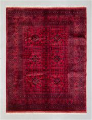 Sale 8472C - Lot 35 - Afghan Khal Mohamadi 236cm x 178cm