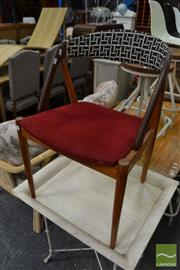 Sale 8480 - Lot 1117 - Retro Dining Chair