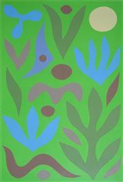 Sale 8510 - Lot 518 - John Coburn (1925 - 2006) - Spring, 1980 79 x 53cm