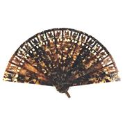 Sale 8545N - Lot 38 - Tortoiseshell Fan