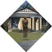 Sale 9084 - Lot 535 - James Guppy (1954 - ) - The Appraisal , 2005 91 x 91 cm