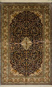 Sale 8424C - Lot 64 - Kashmiri Silk 157cm x 96cm