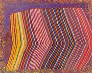 Sale 8696 - Lot 519 - Tjuruparu Watson (c1935 - ) - Papulankutja 145 x 180cm (stretched and ready to hang)