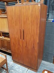 Sale 8930 - Lot 1075 - G-Plan Teak Wardrobe