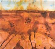 Sale 9072A - Lot 5025 - John Olsen (1928 - ) - Artists Camp 71 x 80 cm (frame: 110 x 120 cm)