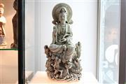 Sale 8308 - Lot 78 - Guan Yin Figure