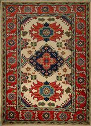 Sale 8439C - Lot 48 - Afghan Kazak 170cm x 124cm
