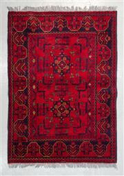 Sale 8472C - Lot 36 - Afghan Khal Mohamadi 140cm x 95cm