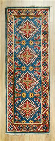 Sale 8585C - Lot 57 - Afghan Kazak 190cm x 70cm