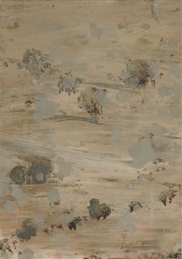 Sale 9125A - Lot 5015 - Amanda Penrose Hart (1963 - ) - Untitled (Aerial Landscape), 2009 14.5 x 10 cm (frame: 35 x 30 x 3 cm)