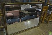 Sale 8386 - Lot 1056 - Gilt Framed Mirror