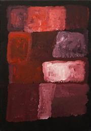 Sale 8633 - Lot 520 - Kudditji Kngwarreye (c1928 - 2017) - My Country 87 x 61cm (stretched & ready to hang)