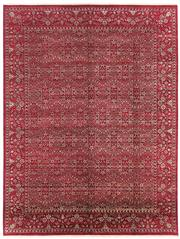 Sale 8626A - Lot 66 - A Cadrys Indian Garnet Handspun Wool Carpet, Size; 365x275cm, RRP; $8800