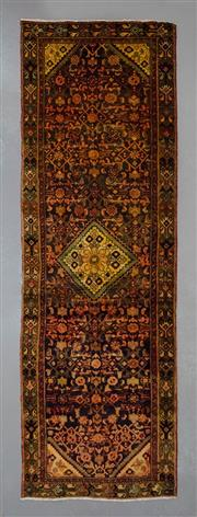 Sale 8493C - Lot 12 - Persian Hamadan 300cm x 100cm