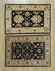 Sale 8585C - Lot 59 - 2 x Afghan Chobi Mats 95cm x 60cm
