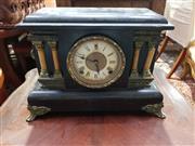 Sale 8826 - Lot 1042 - Reproduction Mantle Clock