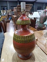 Sale 8777 - Lot 1072 - 1970s Ceramic Table Lamp