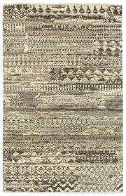 Sale 8626A - Lot 69 - A Cadrys Indian 'Sahara Nomad' Handspun Wool Carpet, Size; 102x119cm, RRP; $1400