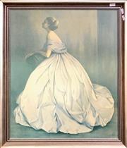 Sale 8949 - Lot 2029 - Vintage Print after Penrose, 68 x 57cm (frame)