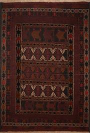 Sale 8390C - Lot 9 - Persian Somak 200cm x 140cm