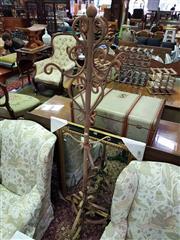 Sale 8657 - Lot 1061 - Metal Coat Stand