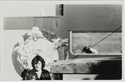 Sale 8752 - Lot 2019 - Brad Levido (1953 - 1993) (3 works) - Michael, 1976; Self-portrait, 1976; Urban Scene 14 x 21cm; 29 x 43cm; 27.5 x 39.5cm