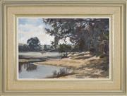 Sale 8753 - Lot 2014 - Gary Baker (1954 - ) - Nepean River 39.5 x 60cm