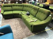 Sale 8805 - Lot 1053 - Parker Five Seater Corner Lounge