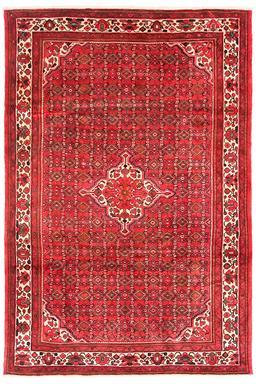 Sale 9124C - Lot 49 - Persian Hosseinbad, 210x305Cm, Handspun Wool