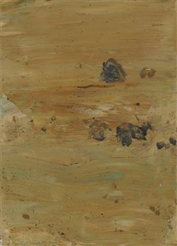 Sale 9125A - Lot 5016 - Amanda Penrose Hart (1963 - ) - Untitled (Aerial Landscape) , 2009 14.5 x 10 cm (frame: 35 x 30 x 3 cm)