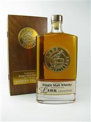 Sale 8329 - Lot 556 - 1x Lark Ditillery The Providence Centenary Single Cask Collectors Release Single Malt Tasmanian Whisky - cask LD700, bottle no. 26...