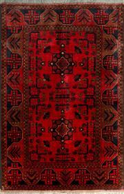 Sale 8321C - Lot 31 - Afghan Khal Mohamadi 150cm x 100cm RRP $500