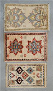 Sale 8472C - Lot 43 - 3 x Afghan Chobi 50cm x  40cm