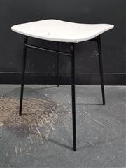 Sale 8801 - Lot 1006 - Clement Meadmore (Australian, 1929-2005) Stool, designed c. 1953