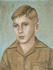 Sale 8838A - Lot 5171 - Artist Unknown - The Young Boy Scout, 1967 39 x 30.5cm