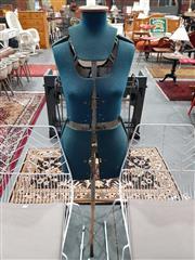 Sale 8889 - Lot 1086 - Vintage Dress Makers Mannequin