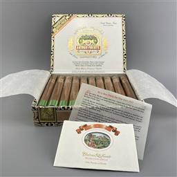 Sale 9165 - Lot 675 - Arturo Fuente Double Chateau Fuente Dominican Cigars - box of 20 cigars