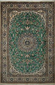 Sale 8418C - Lot 7 - Persian Nain Tabas 293cm x 192cm