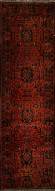 Sale 8424C - Lot 69 - Khal Mohamadi Runner 280cm x 80cm