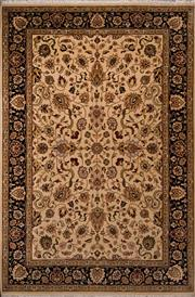 Sale 8447C - Lot 33 - Jaipor Kashan 277cm x 186cm