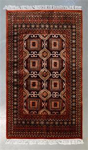 Sale 8472C - Lot 44 - Persian Turkman 165cm x 95cm