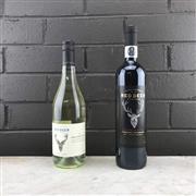 Sale 8970W - Lot 81 - 2x Red Deer Station, Barossa Valley - 2017 Diamond Selection Cabernet Sauvignon, South Australia & 2018 Homestead Sauvignon Blanc